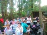 8. červenec 2017 - posezení u nimrodské chaty