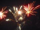 Vyvrcholením slavnosti byl ohňostroj.