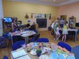 Výstava prací dětí ve školní družině