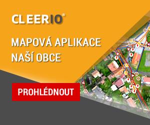 Ikona - mapová aplikace obce Drozdov