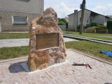 Instalace pomníku