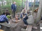 Buřty v lese jsou buřty v lese- to tvrdil ve filmu  starý Homolka.
