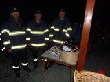Hlavní pořadatelé - místní hasiči.