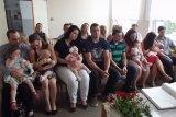 9. červen 2017 - vítání občánků na OÚ Drozdov.