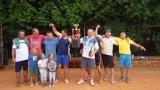 Tenisový turnaj DROZDOFF CUP. Konal se začátkem července.